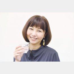 麻木久仁子さん(C)日刊ゲンダイ