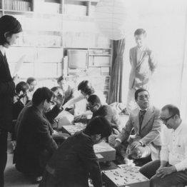 山口瞳さんの国立市の自宅は大橋巨泉ら将棋好きが集った