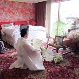 不審死の2週間前…野崎社長宅を訪問した男女2人組が