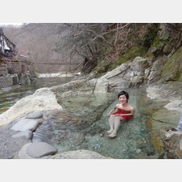 湯西川温泉(栃木県)(提供写真)