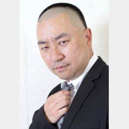レイザーラモンRG出渕誠さん(C)日刊ゲンダイ