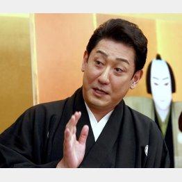 中村芝翫(C)日刊ゲンダイ