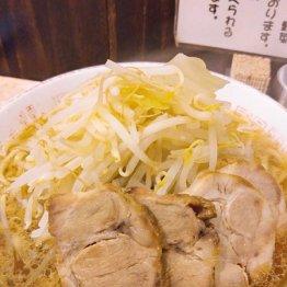 肉汁ラーメン公(北品川)の仰天メニュー「豚一本」に感服