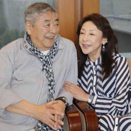中尾彬&池波志乃さん夫妻 馴れ初めときっかけになった酒