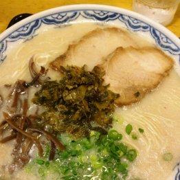 九州で高菜不足深刻…博多ラーメンもおにぎりもパニック?