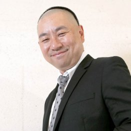 レイザーラモンRG出渕誠さん<5>やっと会社員生活を語れる