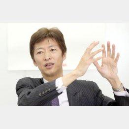 セゾン投信 中野晴啓社長(C)日刊ゲンダイ