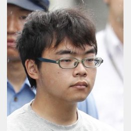 新幹線のぞみ号で3人を殺傷した小島一朗容疑者(C)共同通信社