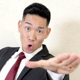 レイザーラモンHG住谷正樹さん(C)日刊ゲンダイ