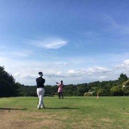 婚活イベントにゴルフ場を有効活用 和気あいあい9Hプレー