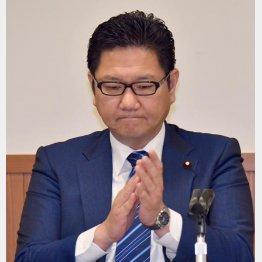穴見陽一衆院議員(C)日刊ゲンダイ