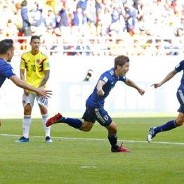 視聴率48.7% サッカー歴代ベスト10入りしたコロンビア戦