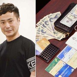 カラテカ入江慎也さん 白鵬からの100ドル紙幣を常に財布に