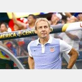14年ブラジルW杯で米国代表を16強入りさせたクリンスマン(C)ロイター