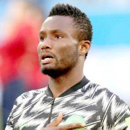 ナイジェリアのキャプテン、MFミケル