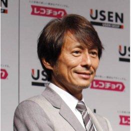 スポーツマンの宇野社長(C)日刊ゲンダイ