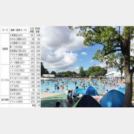 夏に売れる意外な商品(C)日刊ゲンダイ