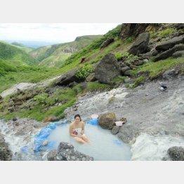 羚羊温泉(提供写真)