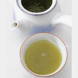 日本茶(C)日刊ゲンダイ