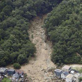 拡大する西日本大豪雨被害 鮮明になってきた政治の責任