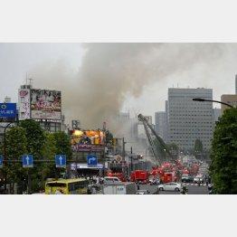 火災は未然に防ぎたい(C)日刊ゲンダイ