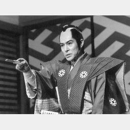 「大岡越前」に出演する加藤剛さん(C)共同通信社