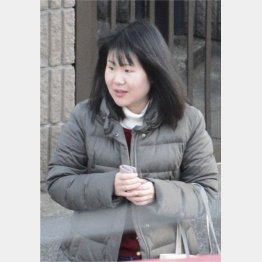 久保木愛弓容疑者(C)共同通信社