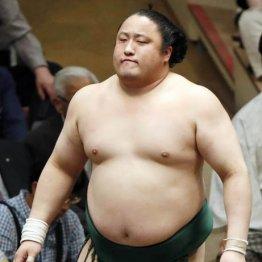 顔も相撲もそっくり 佐田の海は父の四股名を継いだ2世力士