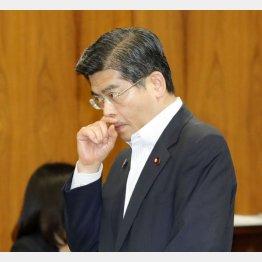 石井国交相もカジノ優先(C)日刊ゲンダイ