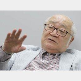 塩水港精糖 久野修慈会長(C)日刊ゲンダイ