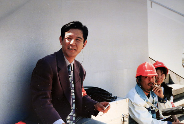 小島一慶さん「笑っていいとも!」の司会を依頼された