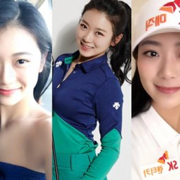 アン・ソヒョンは会場で男性ファンを虜にする巨乳美人プロ