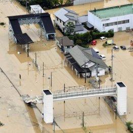歴史的大水害が4年で2度も 広島に集中豪雨はなぜ多いのか
