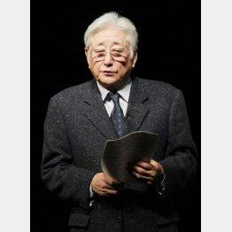 浅利慶太さんは享年85(C)日刊ゲンダイ