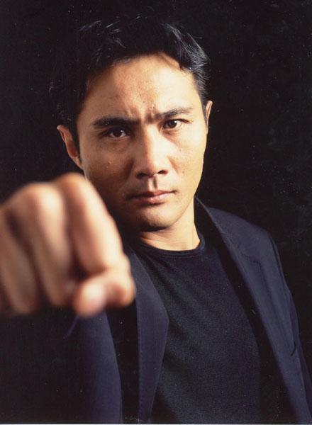 「ボクシングやってなきゃ刑務所に入っていたかも」と竹原さん(C)太田プロダクション