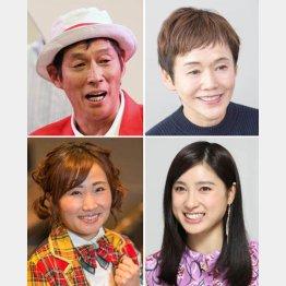 TBS感謝祭のような豪華さ(C)日刊ゲンダイ