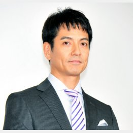 沢村一樹(C)日刊ゲンダイ