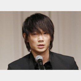 外資系ファンド代表役の評判はイマイチ(C)日刊ゲンダイ