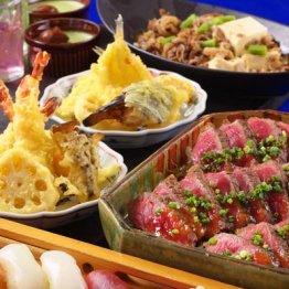 """""""食べ放題""""はご飯やめん類、スープで客の胃袋を膨らませる"""