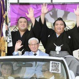 テレビで「めちゃくちゃ」連呼…御獄海に見る大相撲新時代