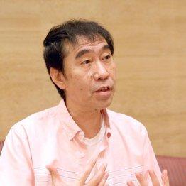 山本譲司氏