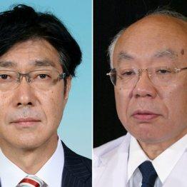 佐野太被告と臼井前理事長