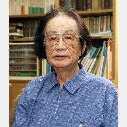 橋本忍氏(C)共同通信社