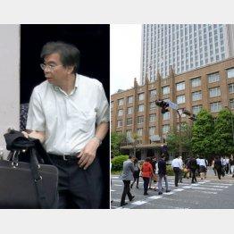 新たに逮捕された川端容疑者に文科省は大揺れ(C)共同通信社
