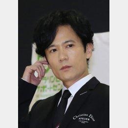 稲垣吾郎(C)日刊ゲンダイ