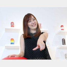「TENGA」広報 工藤まおりさん(C)日刊ゲンダイ