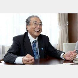 セキセイの西川雅夫会長(C)日刊ゲンダイ