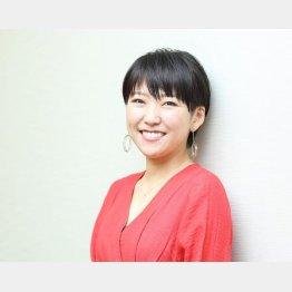 森山愛子さん(C)日刊ゲンダイ