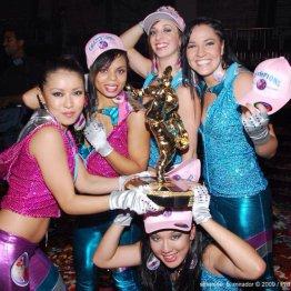 日本人女性初 全米ナンバーワンに輝き賞金1000万円獲得