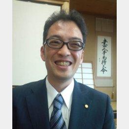 今泉健司四段(撮影=田丸昇)